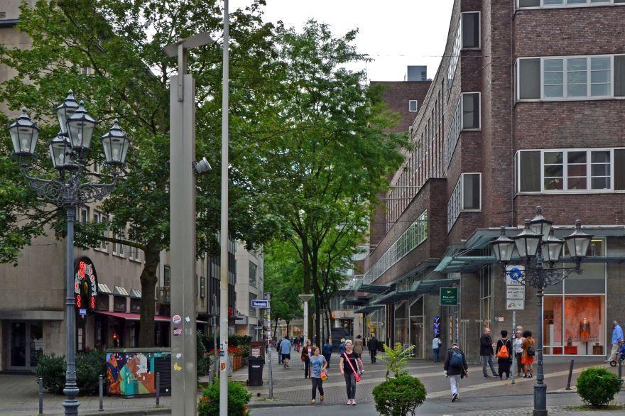 Скачать онлайн бесплатно лучшее фото города Эссен в хорошем качестве