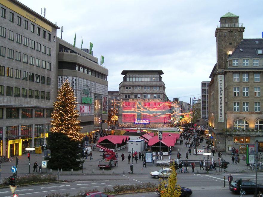 Смотреть красивое фото город Эссен Германия 2019