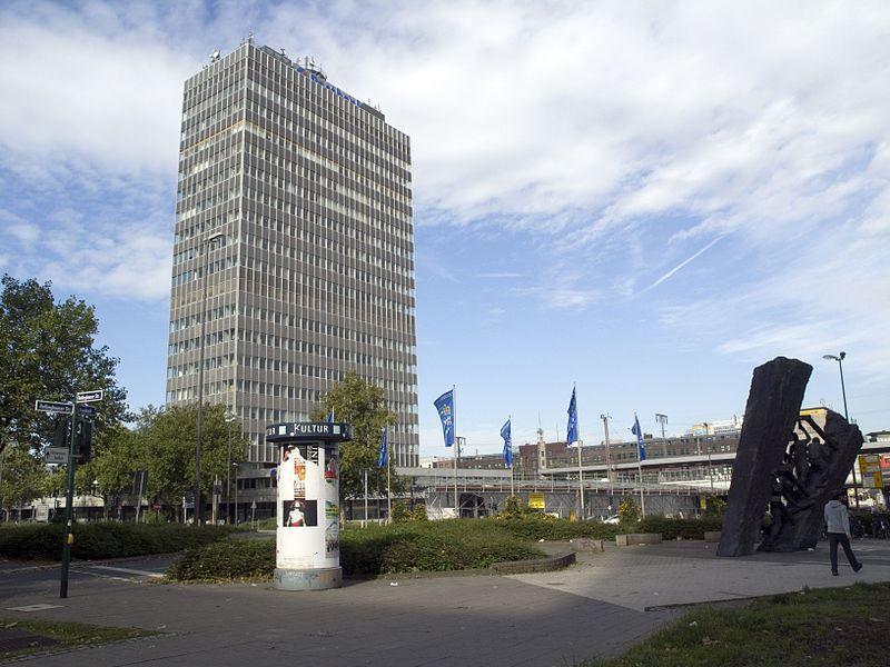 Северный Рейн город Эссен