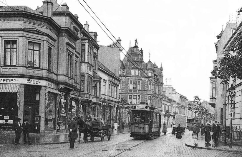 Смотреть лучшее старинное фото города Бремен
