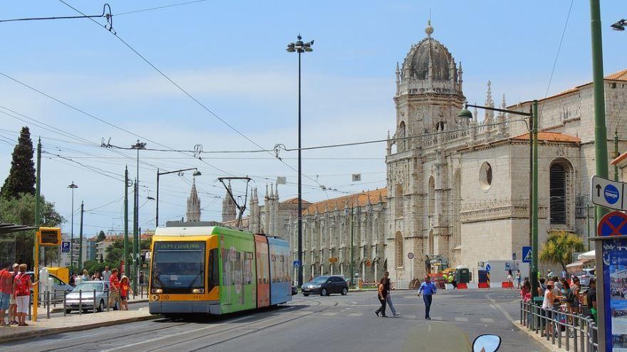 Скачать онлайн бесплатно лучшее фото города Лиссабон Португалия в хорошем качестве