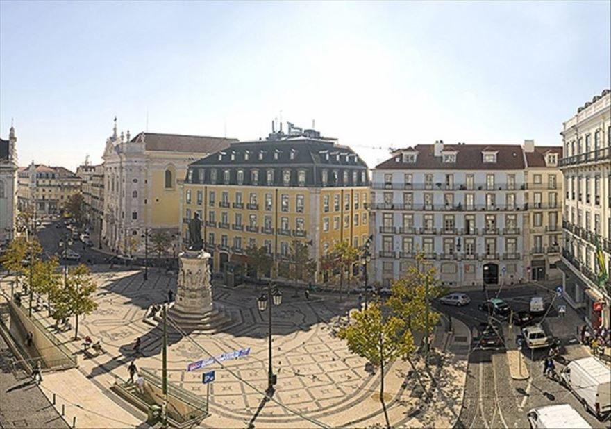 Смотреть красивое фото вид на город Лиссабон 2019 Португалия