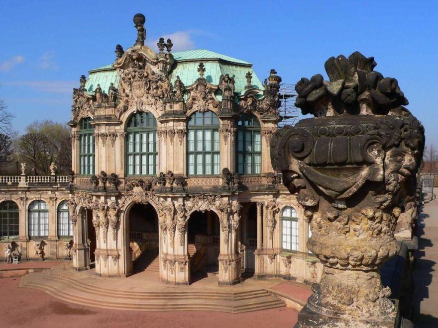 Скачать онлайн бесплатно лучшее фото достопримечательности города Дрезден 2019 в хорошем качестве