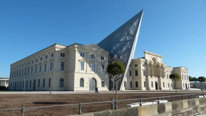 Военно-исторический музей город Дрезден