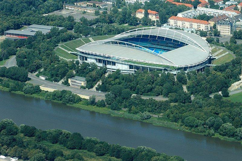 Арена город Лейпциг