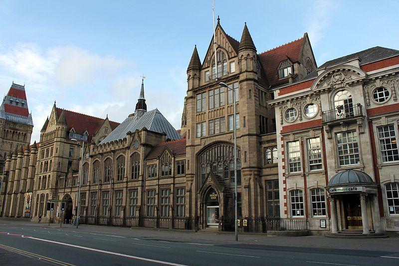 Музей город Манчестер