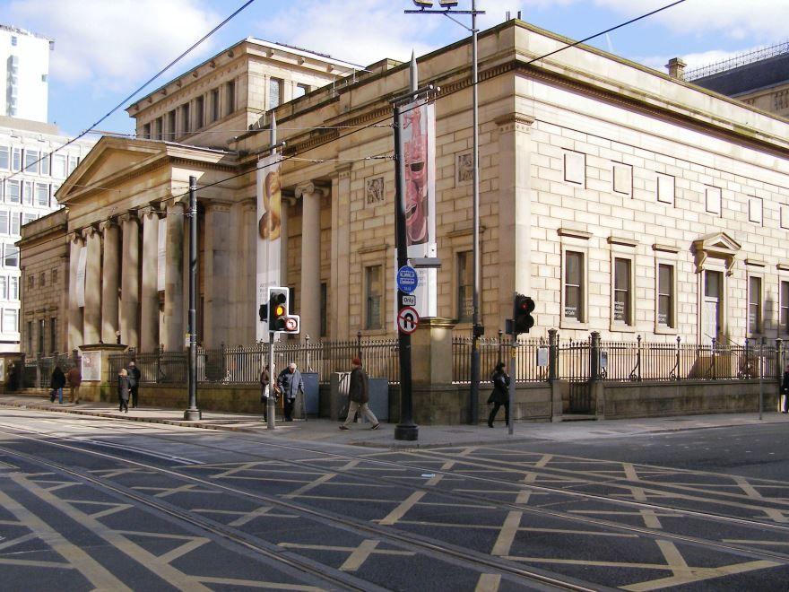 Скачать онлайн бесплатно лучшее фото города Манчестер в хорошем качестве