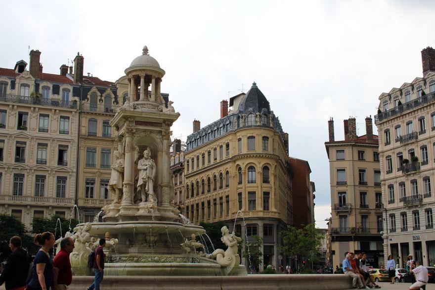 Исторический центр города Лион