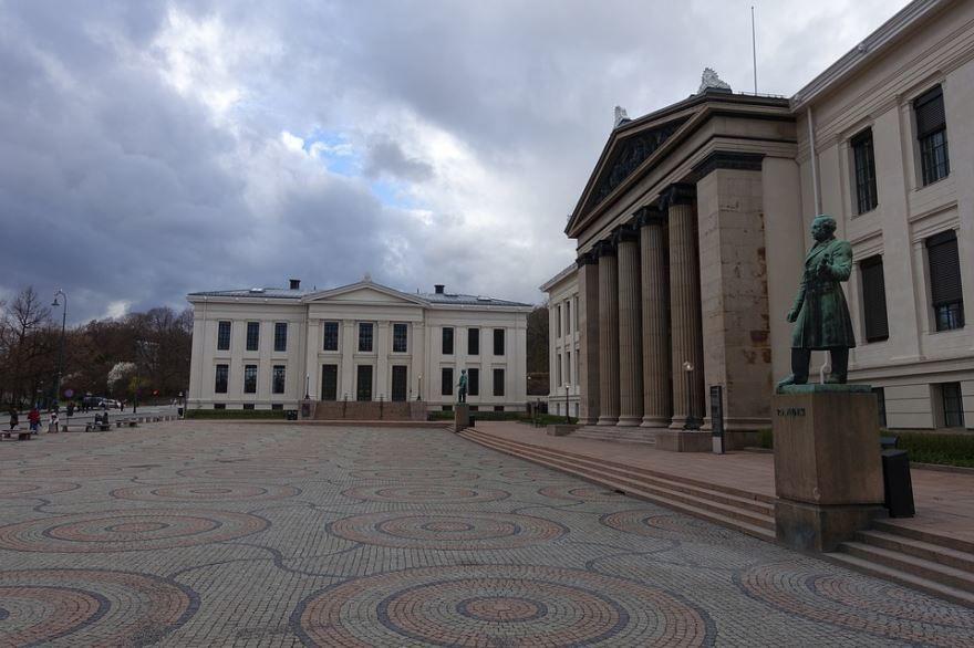 Университет город Осло 2019