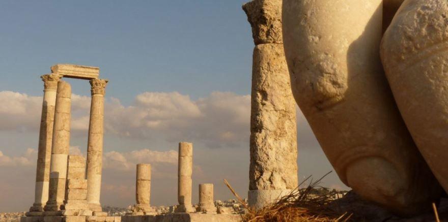 Скачать онлайн бесплатно лучшее фото достопримечательности города Амман Иордания в хорошем качестве