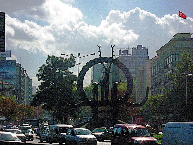 Скачать онлайн бесплатно лучшее фото достопримечательности города Анкара в хорошем качестве
