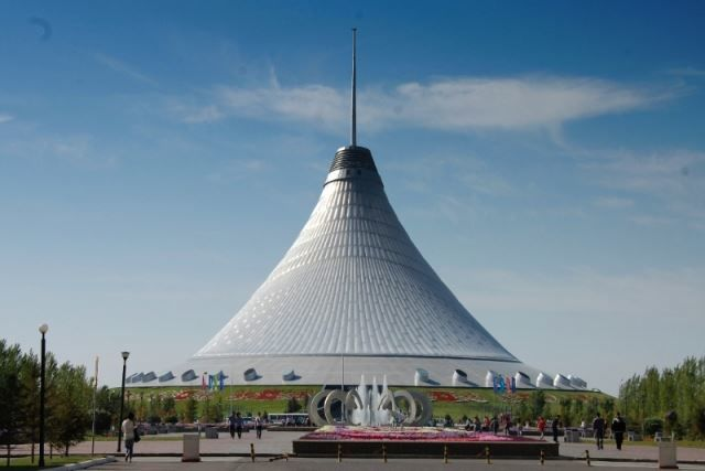 Скачать онлайн бесплатно лучшее фото города Астана в хорошем качестве