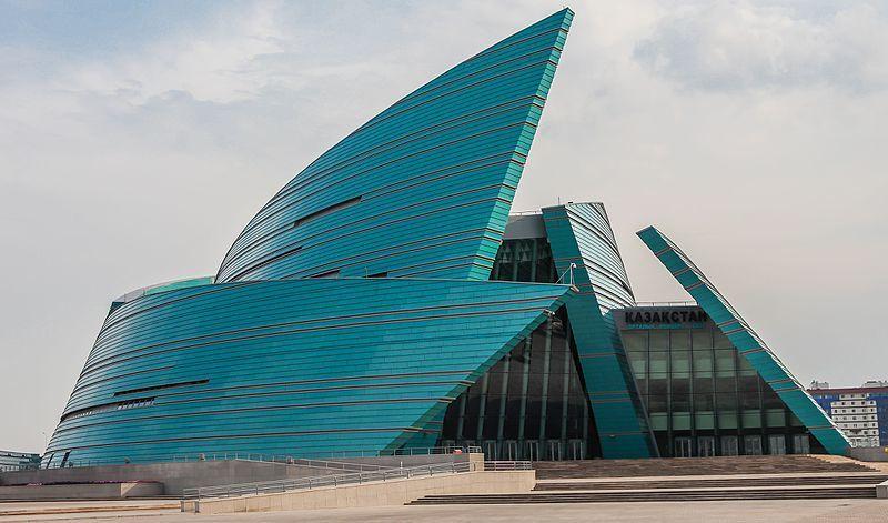 Концертный зал город Астана