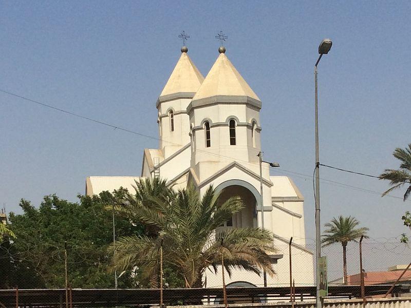Армянская церковь Святого Григория Просветителя в Багдаде
