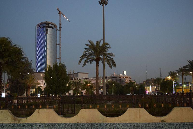 Скачать онлайн бесплатно красивое фото города Багдад в хорошем качестве