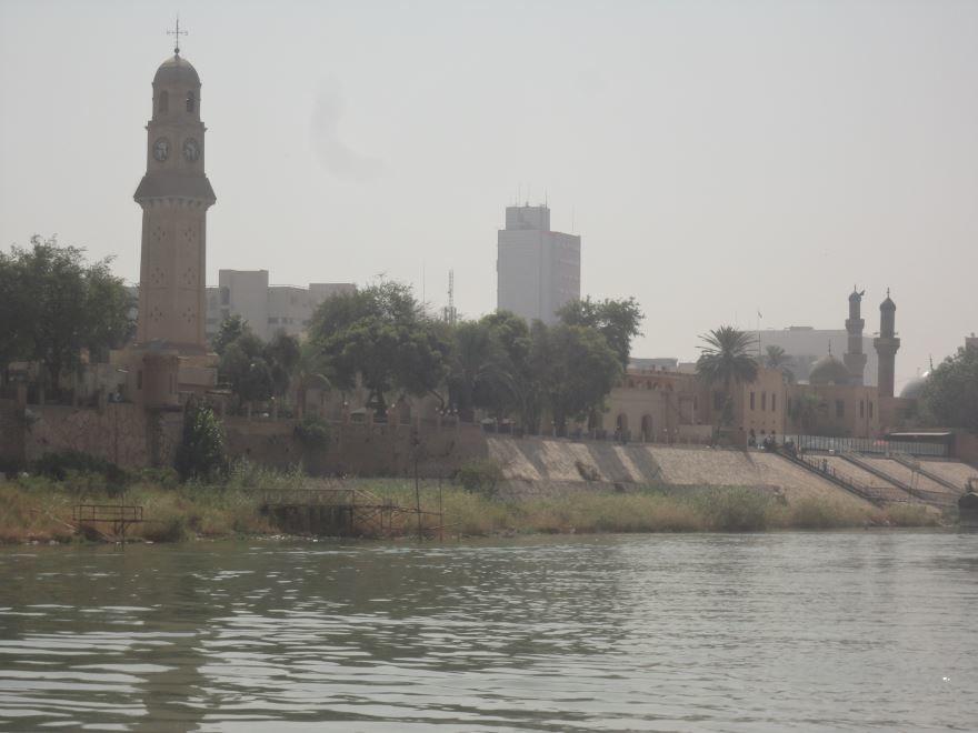 Смотреть красивое фото города Багдад Ирак