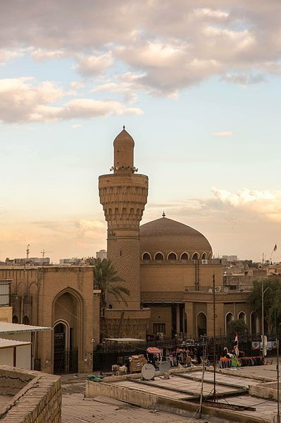 Мечеть Халифа в городе Багдад