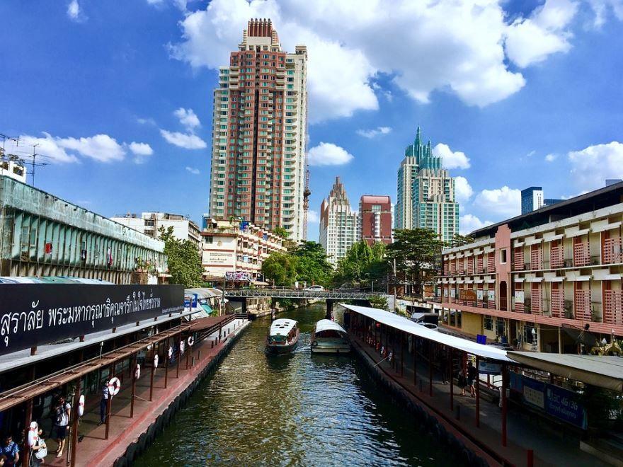 Скачать онлайн бесплатно лучшее фото города Бангкок в хорошем качестве