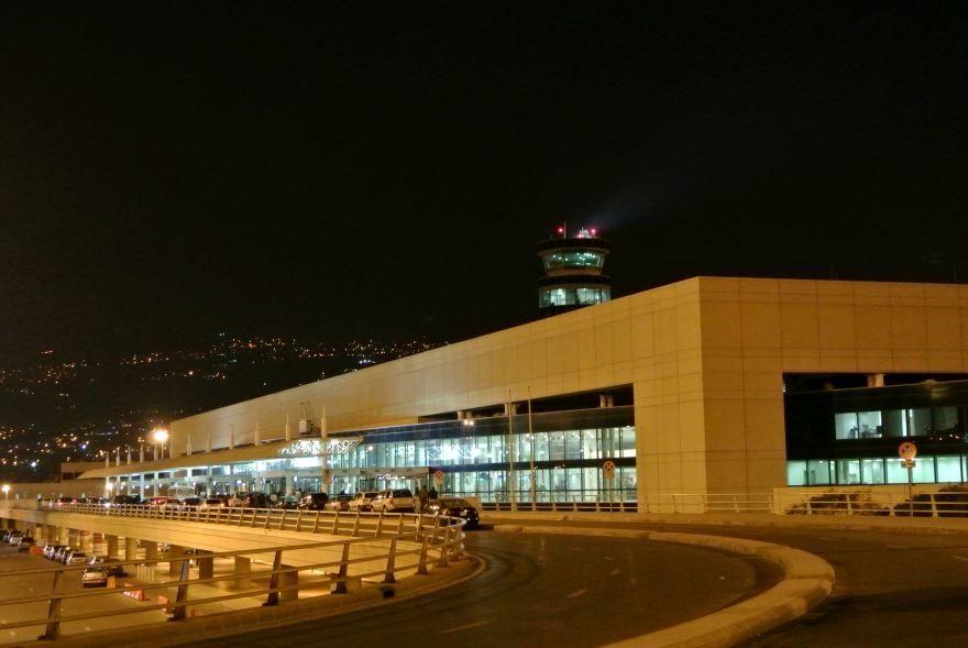 Аэропорт город Бейрут