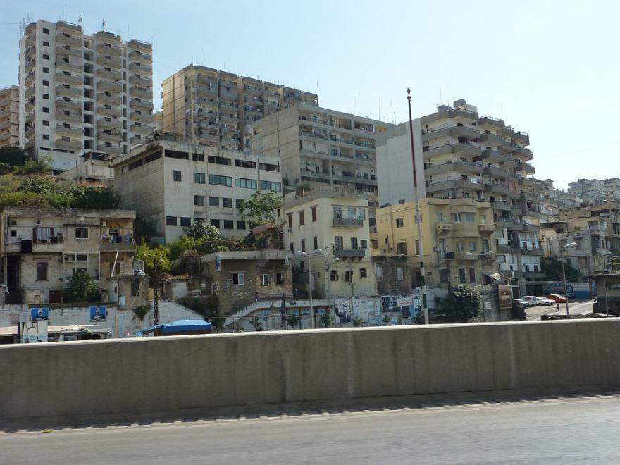 Смотреть красивое фото города Бейрут в хорошем качестве