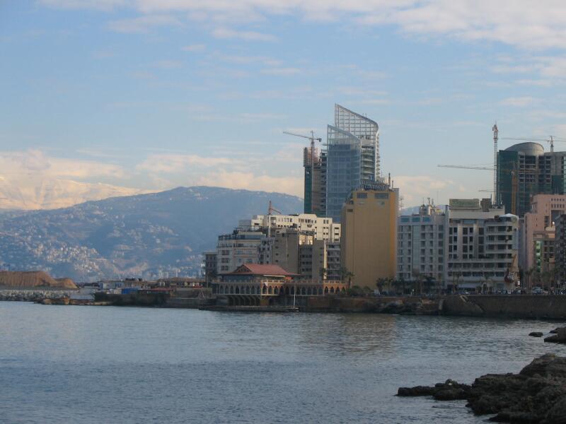 Скачать онлайн бесплатно лучшее фото города Бейрут в хорошем качестве