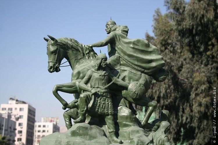 Скачать онлайн бесплатно лучшее фото достопримечательности города Дамаск в хорошем качестве