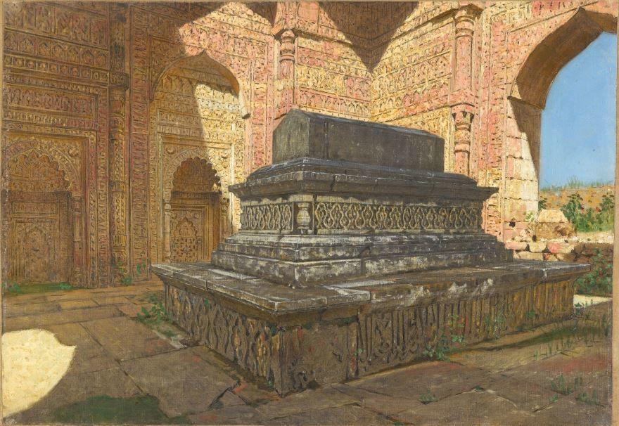 Гробница султана Ильтутмыша в старом Дели
