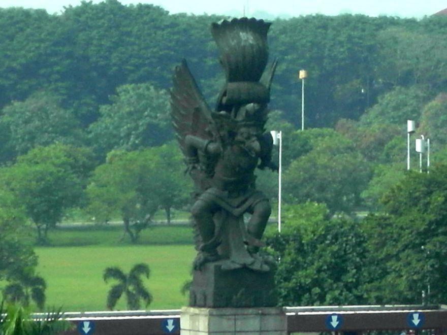 Скачать онлайн бесплатно лучшее фото достопримечательности города Джакарта в хорошем качестве