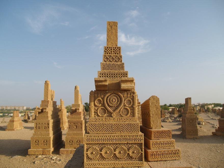 Гробницы Карачи Пакистан