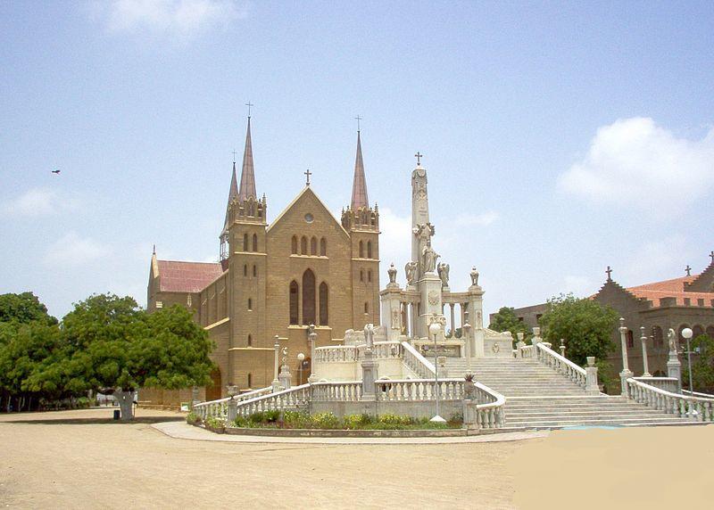 Собор Святого Патрика в городе Карачи