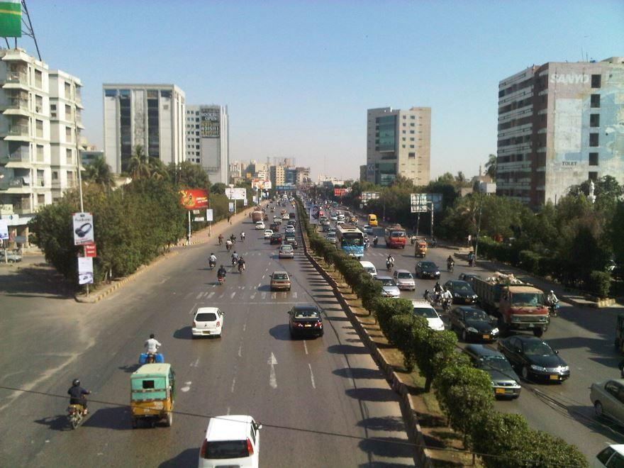 Скачать онлайн бесплатно лучшее фото города Карачи в хорошем качестве