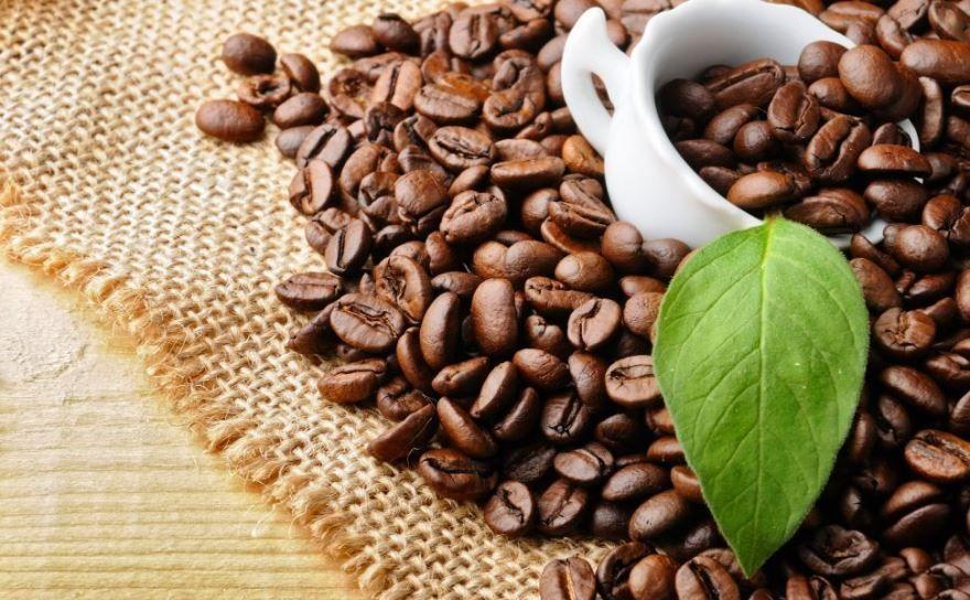 Смотреть фото вкусных зерен кофе онлайн