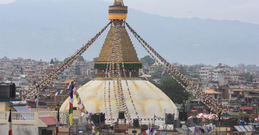 Скачать онлайн бесплатно лучшее фото достопримечательности города Катманду в хорошем качестве