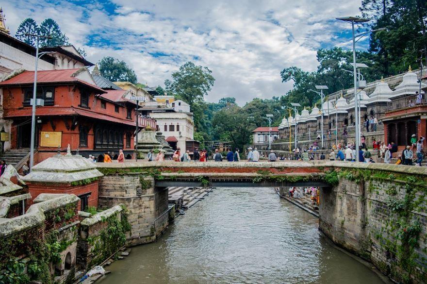 Смотреть лучшее фото панорама города Катманду
