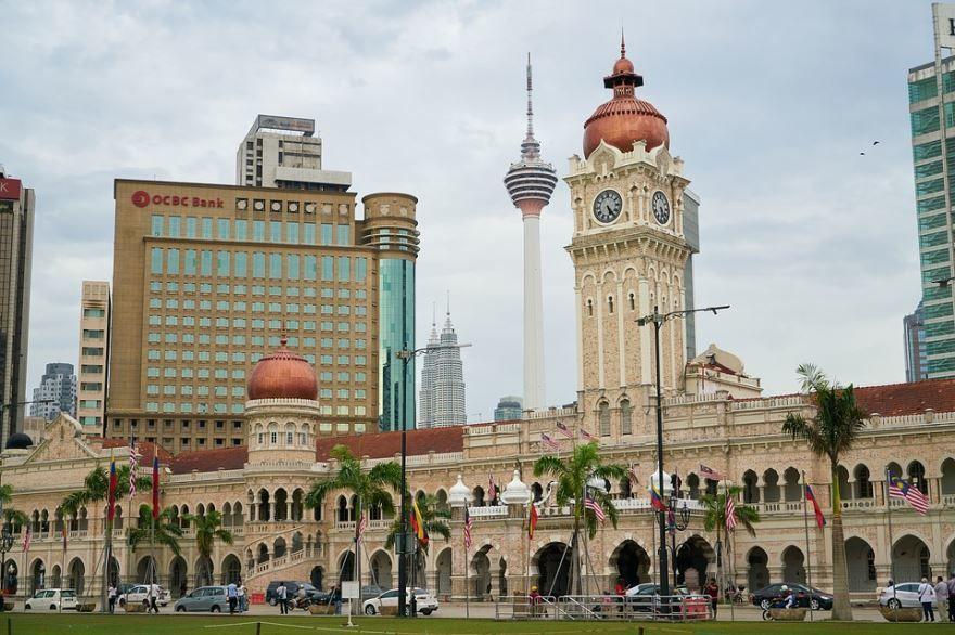 Смотреть красивое фото города Куала Лумпур 2019