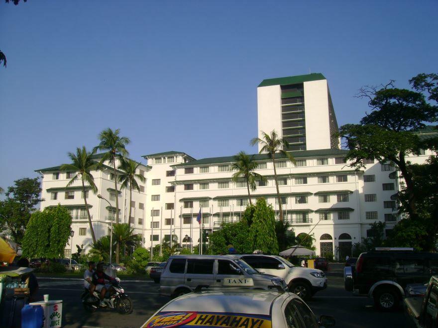 Отель в городе Манила 2018