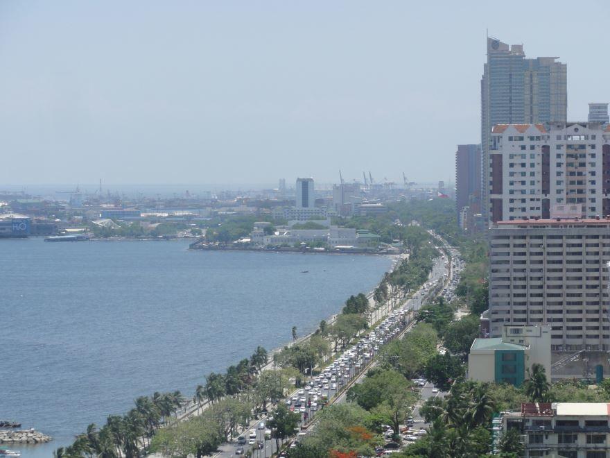 Смотреть лучшее фото города Манила бесплатно
