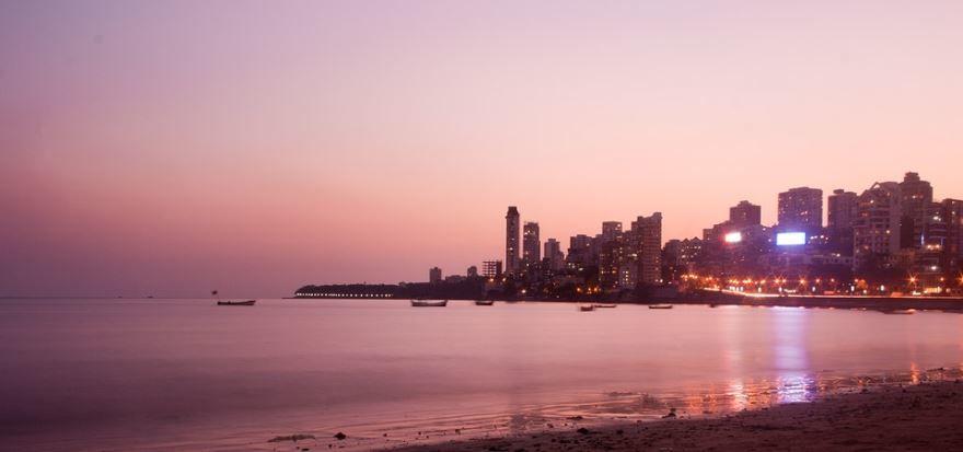 Скачать онлайн бесплатно лучшее фото города Мумбаи Индия в хорошем качестве