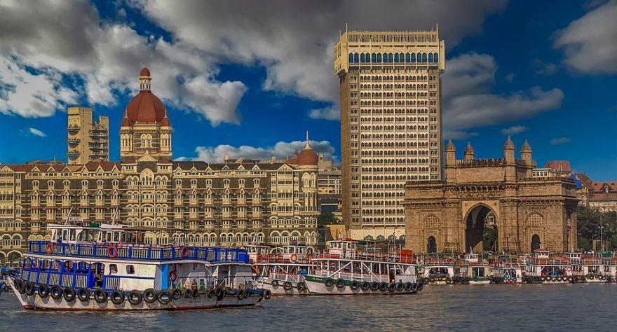 Смотреть красивое фото города Мумбаи Индия