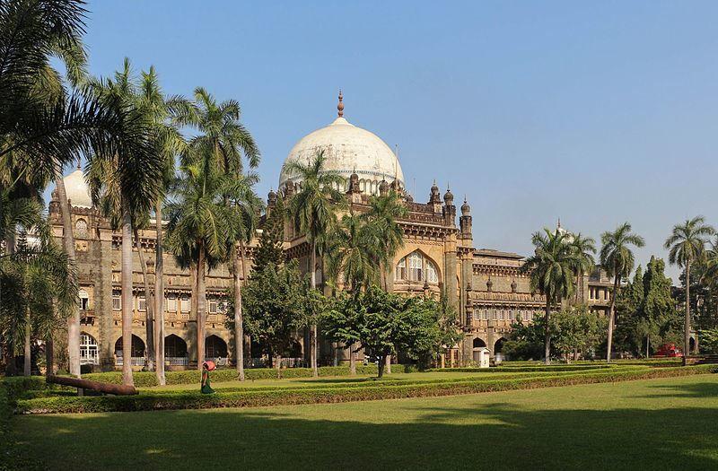 Музей принца Уэльского город Мумбаи