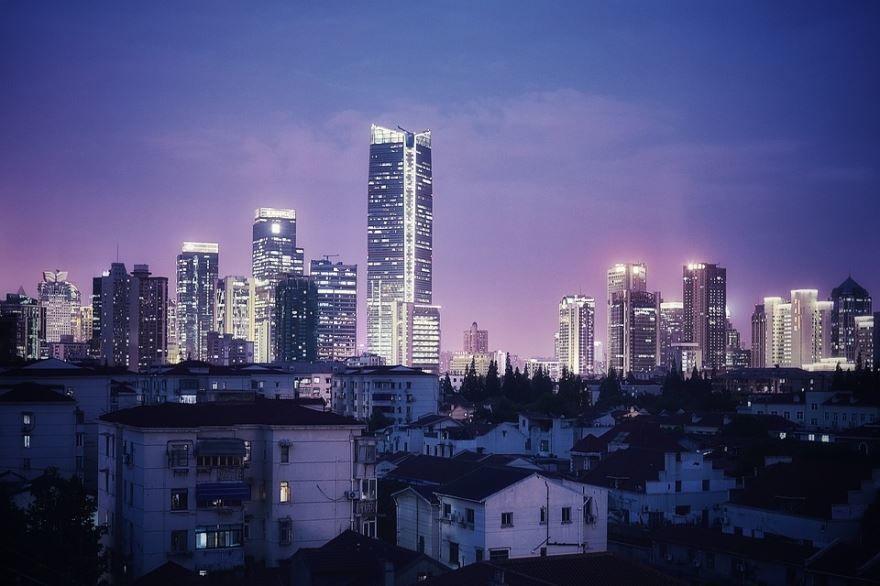 Смотреть красивое фото города Шанхай 2019
