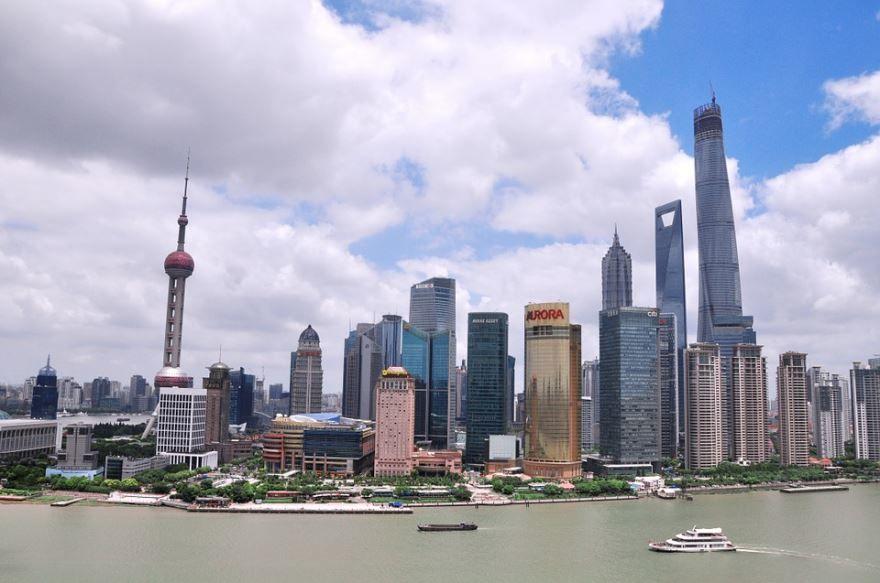 Смотреть красивое фото города Шанхай 2018