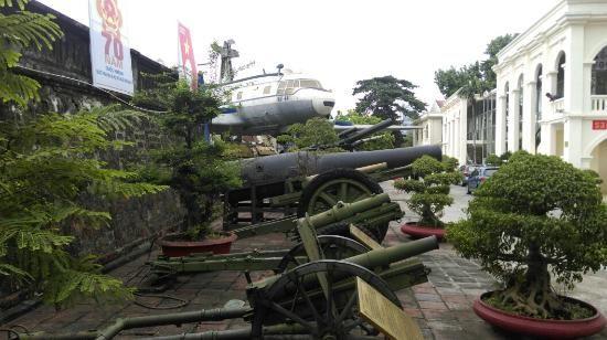 Смотреть красивое фото военно-исторический музей город Ханой