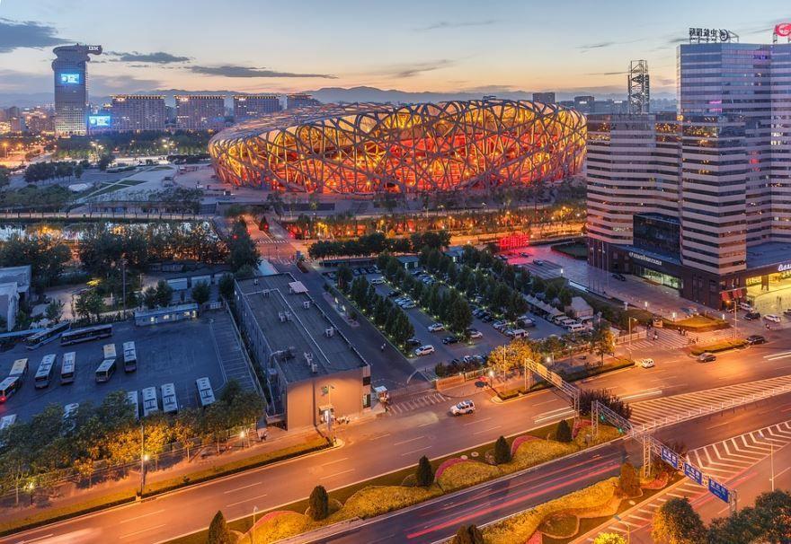 Смотреть лучшее красивое фото города Пекин Китай