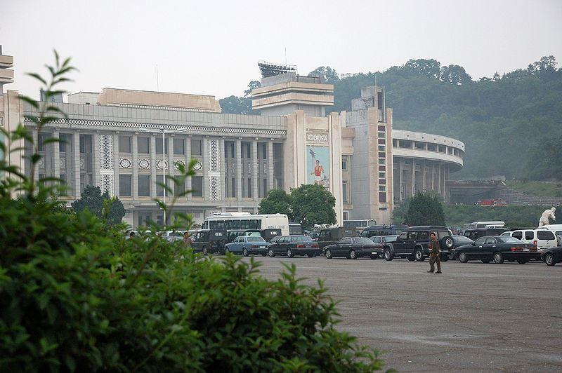 Смотреть красивое фото города Пхеньян