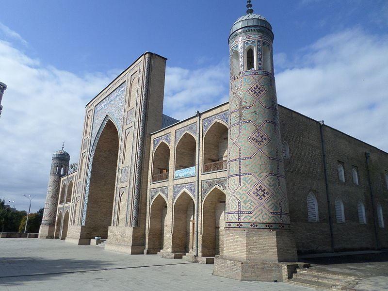 Медресе Кукельдаш город Ташкент