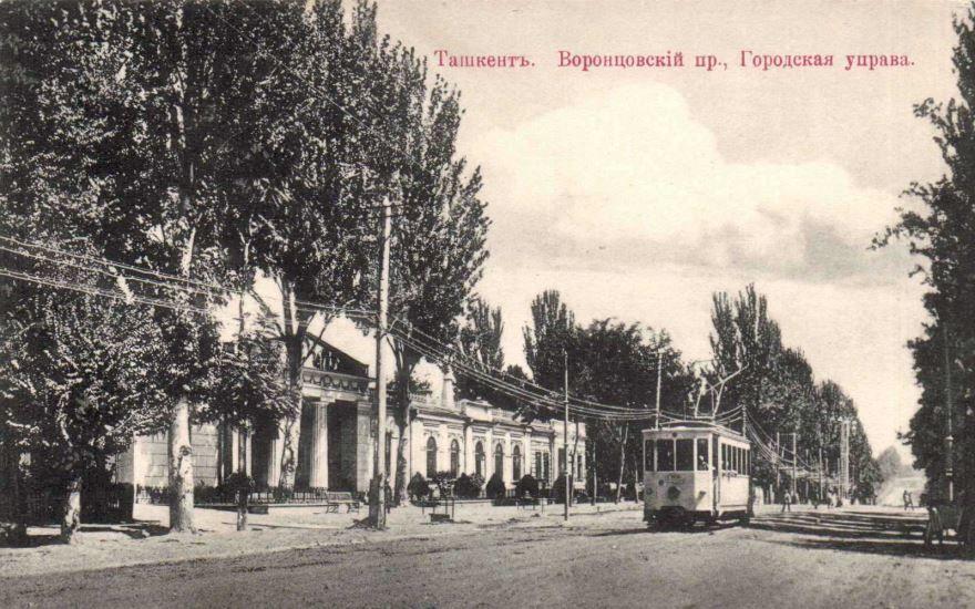Смотреть лучшее старинное фото города Ташкента в хорошем качестве