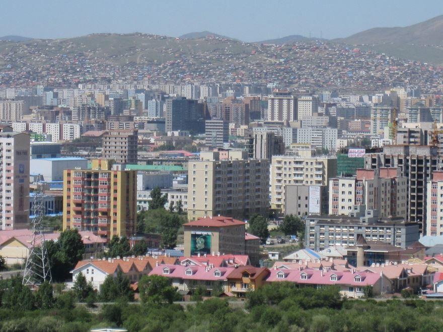 Смотреть красивое фото города Улан Батор Монголия