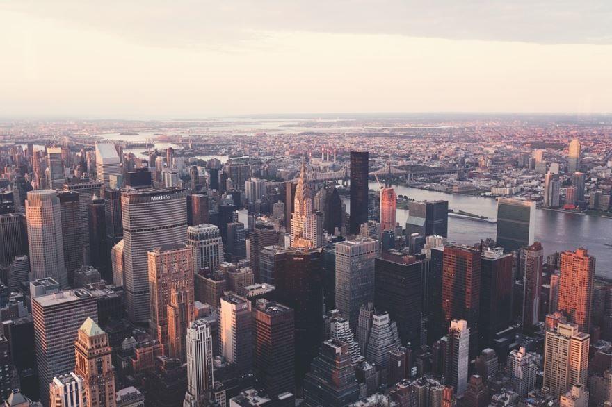 Штат Нью Йорк США