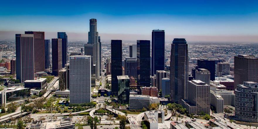 Город Лос Анджелес смотреть онлайн